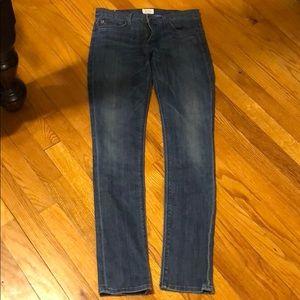 Hudson Skinny Gia Jeans 25